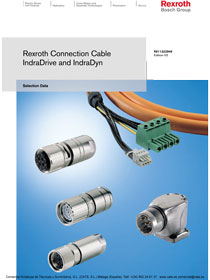 catalogo cables Indramat rexroth